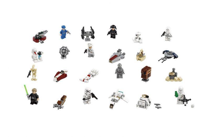 Das ist drin im LEGO Star Wars Adventskalender 75146